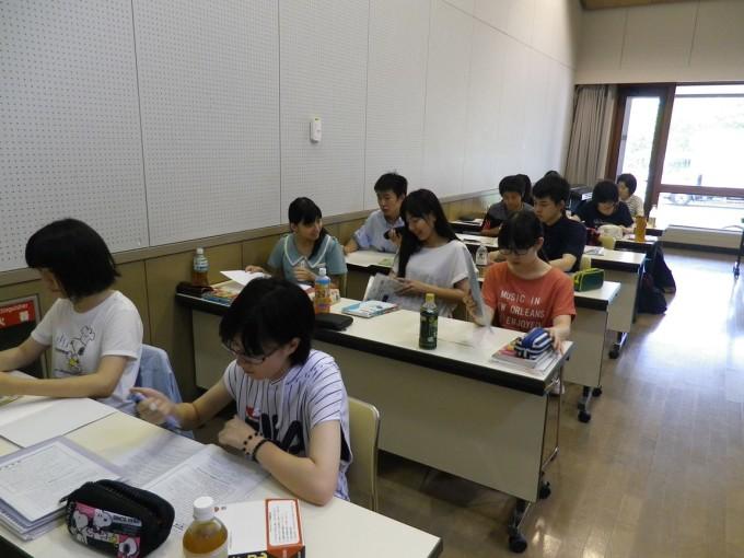 夏季進学合宿③