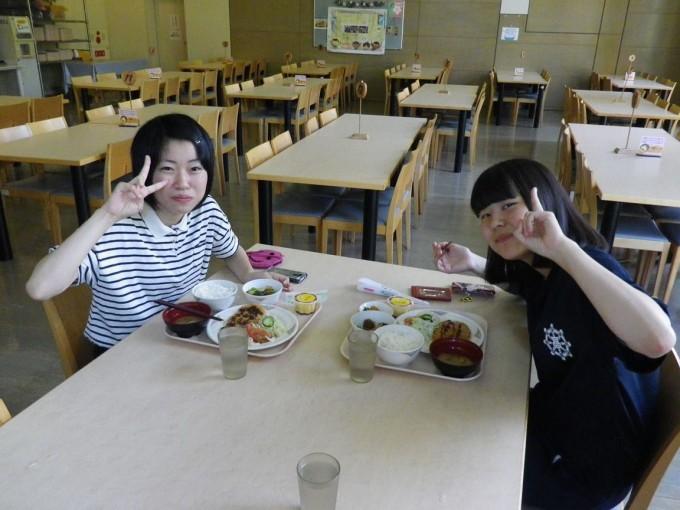 夏季進学合宿⑤(食事)