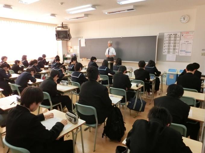 高校入試講座~数学(特別進学)