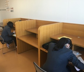 冬季進学勉強会②