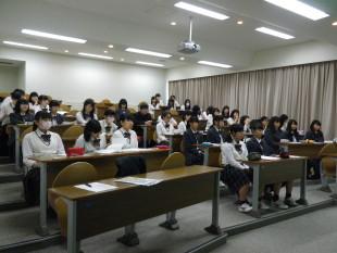 看護・医療系学校 校内進路ガイダンス②