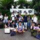 東京・駒澤大学のオープンスクールに参加した生徒